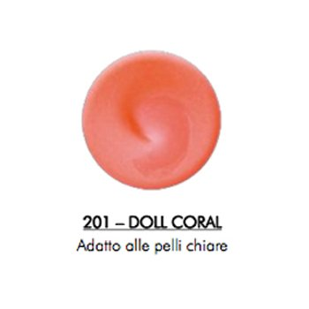 Like A Doll Cream Blush Fard In Crema Tonalità 201 Doll Coral