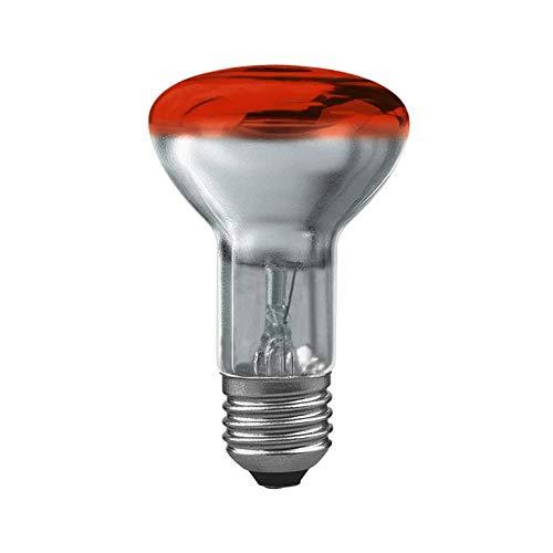 Paulmann 230.41 Reflektorlampe R63 40W E27 Glas Rot 23041 Leuchtmittel