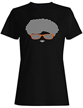 Funky Man Funny Novedad Nuevo camiseta de las mujeres -k35f