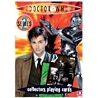 DOCTOR WHO = SERIES 2 =COLLECTORS PLAYING CARDS