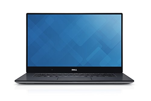 """Dell XPS 15 9560 Portatile, 15.6"""", Intel i7-7700HQ, Touch screen, NVIDIA GeForce GTX 1050, Argento [Germania]"""