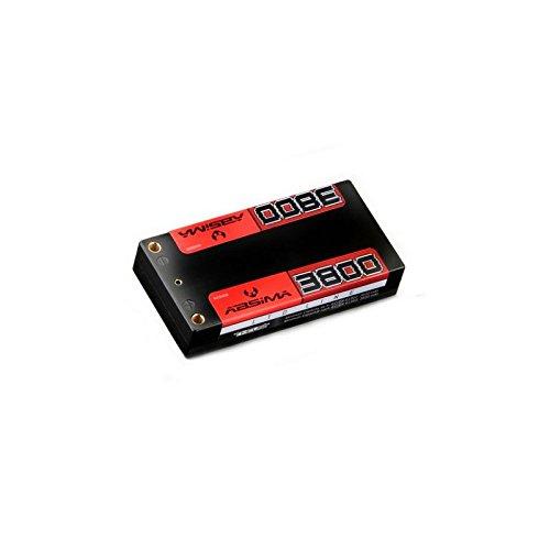 Shorty Pack LiPo 7.4V-110C 3800 HC Tubes