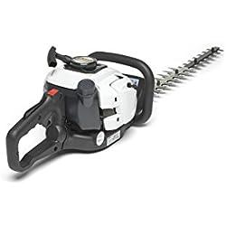 Alpina 252961000/14 Taille-haie thermique H 60, 24.5 cc, Blanc, Longueur du guide 550 mm, Écartement des dents 27 mm