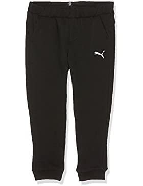 Puma Pantalón de chándal Infantil ESS, Infantil, ESS Sweat Pants, Closed, TR, Cotton Black, 116