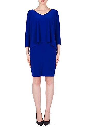 Joseph Ribkoff Royal Saphire Knee High Dress Style - 191027 Spring Summer 2019
