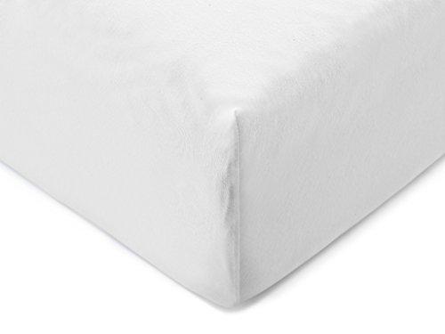 TEMPUR Wasserabweisend Spannbetttuch fit 160x200