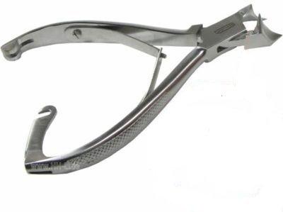 PREMIUM Kopfzange Fußpflege Kopfschneider Nagelzange Fusspflege Pediküre Instrument