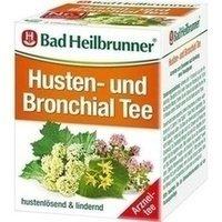 BAD HEILBRUNNER Tee Husten und Bronchial N Fbtl. 8 St Filterbeutel