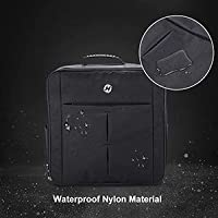 Holy Stone Drone Carrying Case Quadcopter Backpack Waterproof Portable Traveling Bag Cases for HS100 and Accessories