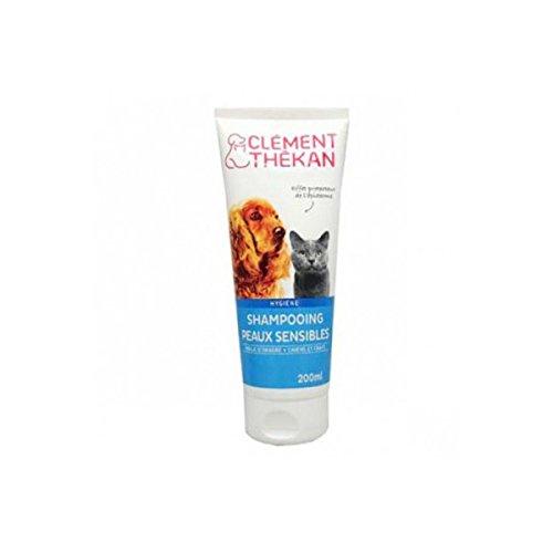 Clément Thékan Sensitive Skin Cats & Dogs Shampoo 200ml