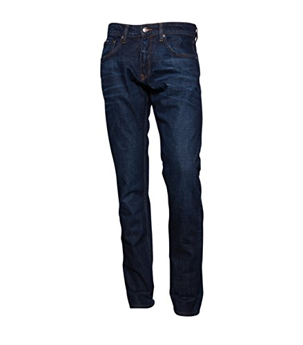 MADS NORGAARD Herren Jeans Jagger blue wash 1374 blue / wash
