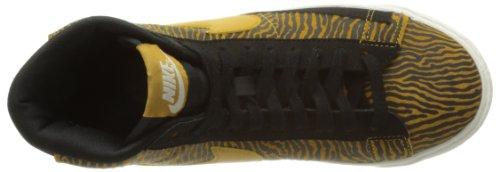 Nike Wmns Blazer Mid Suede Print Damen Sneaker Camel