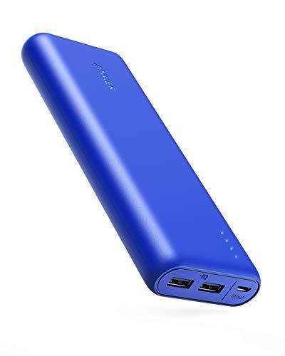 Anker PowerCore 20100-20000mAh Cargador portatil de Ultra Alta Capacidad con Potente Salida 4.8A, tecnología PowerIQ para iPhone, iPad y Samsung Galaxy y más