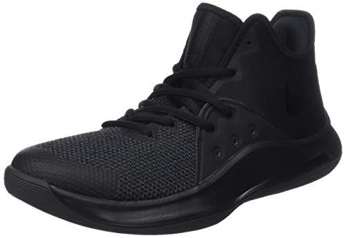 Nike Herren Air Versitile III AO4430-002 Basketballschuhe, Schwarz (Black), 43 EU -