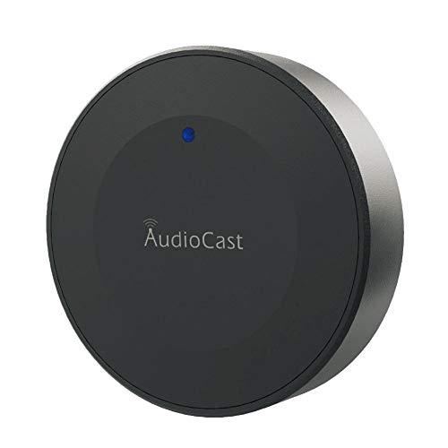 Docooler BA10 AudioCast Receptor de música inalámbrico Bluetooth Apt-X Mini HiFi Equipo...