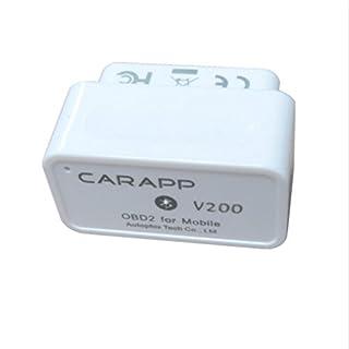 AUTOPHIX 'V200easydiag Werkzeug OBD II Scan für Android und Apple Mobile System mit WLAN und Bluetooth