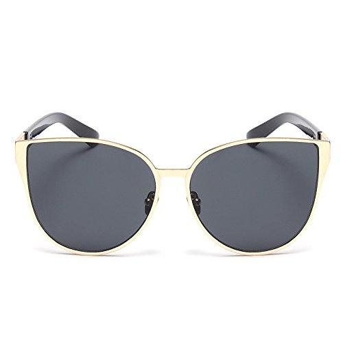 XXFFH Sonnenbrille Schatten Polarisierende Brille Turbo Neue Ms D Katzenauge Vintage Sonnenbrillen Sonnenbrillen Eis Fan Ye Optische 2016 , C Armani Vintage Sonnenbrille