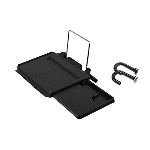 Koly escritorio portátil volante del coche Para la bandeja del asiento SUV Volver soporte de trabajo Mesa de