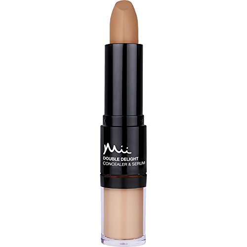 Mi Cosmetics Double Delight Concealer 4g & Serum 2.5ml - 03 Honey Delight