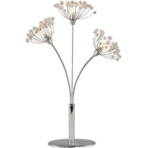 *Stehlampe Stehlampe, Kristall Nachttischlampe, Wohnzimmer Schlafzimmer moderne kreative Nordic LED Kristall Stehlampe Stehlampe gewölbt