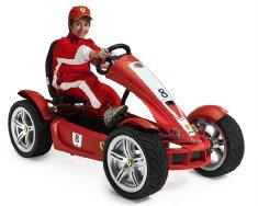 Imagen principal de Ferrari FXX Racer | kart pedales | kart infantil