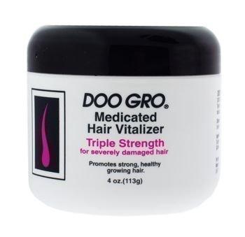 Doo Gro - Vitalisant Cheveux - Triple Force pour Cheveux Sévèrement Endommagés