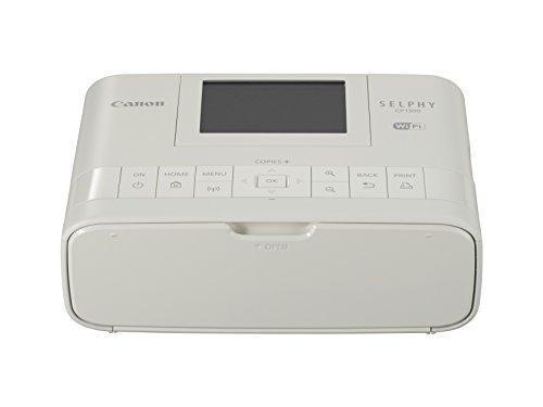 Canon SELPHY CP1300 Compact Photo Printer - White - Compact Photo Printer