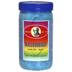 BASENBAD nach Dr.Auer 900 g Salz