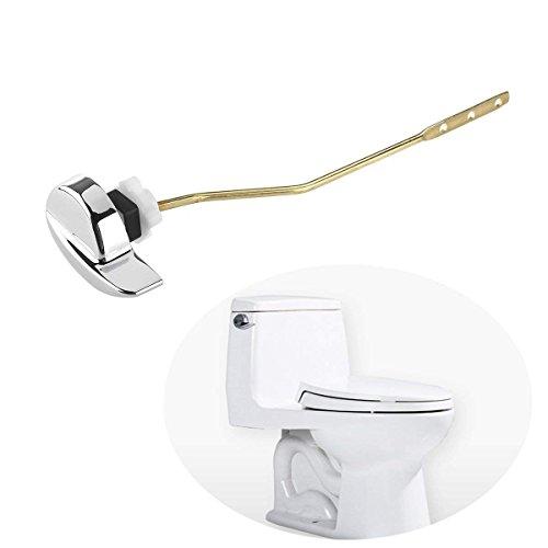 Marnetsone Side Mount Toilet Flush Handle für TOTO Kohler Toilettentank (Wc Mount Side)
