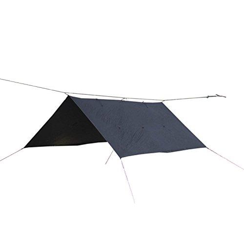 Bushcraft Origami Tarp 3x 3(Black Stitch)