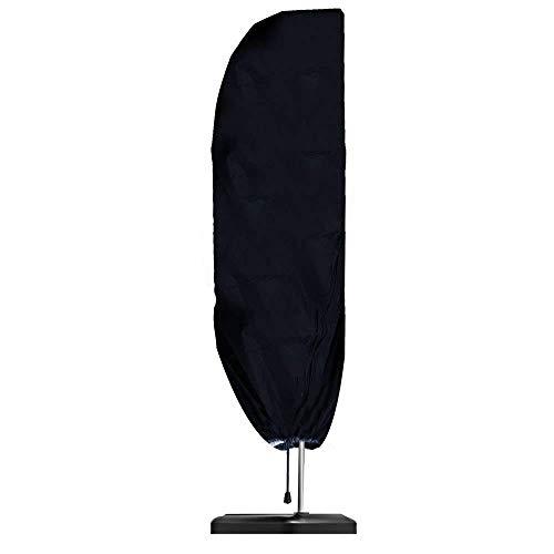 Gudotra 2,8metri copertura per ombrellone impermeabile robusto fodera copri ombrellone con cordicella in basso