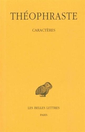 Caractères