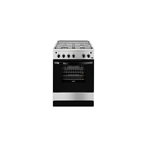 Zanussi ZCG61281XA - Cocina Cocina independiente