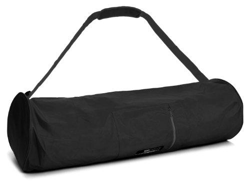 Yogistar Yogatasche Extra Big - Nylon - 75 cm - Schwarz