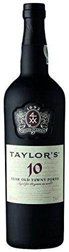 Taylor's Port 10 Year Old Tawny Tinta Amarela trocken (1 x 0.75 l)