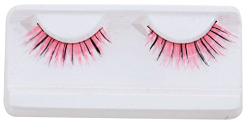 Party Pro 86214 Manga Faux cils, Noir