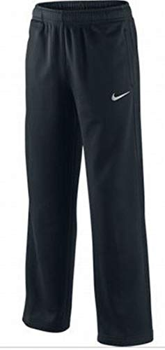 ORIGINAL NIKE K.O. POLY FLEECE PANT TRAININGSHOSE KINDER SCHWARZ, Größe:S(128-140)