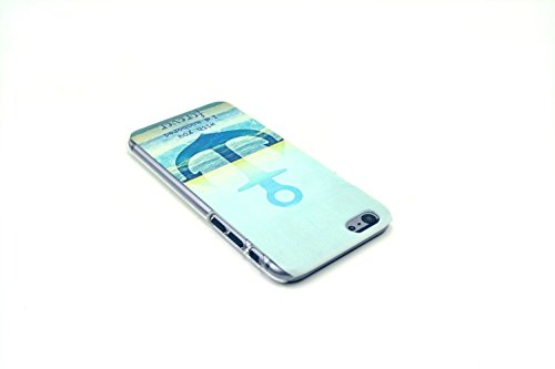 TIODIO® 4 en 1 Etuis Case Protecteur Hard Arrière Housse Coque Etui Case Cover pour Apple iphone 6S/iPhone 6 housse étui case cover, Stylus et Film protecteur inclus, B28 B44
