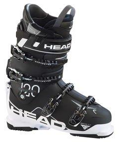 HEAD Challenger 120 Skistiefel 605054 Black/White 2016 Gr. 255