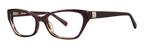 vera-wang-lunettes-v323-prune-tortue-53-mm
