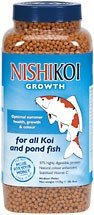 Nishikoi Growth Food Large Pellet (10) 1125g 1