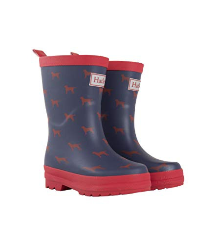 Hatley Boys' Rain Wellington Boots