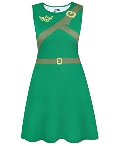 Shirt Legend Link Kostüm Zelda Of - Unbekannt The Legend of Zelda Classic Costume Dress (XL)