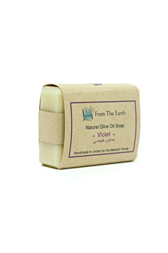 from-the-earth-all-natural-olive-oil-soap-violet-essential-oil-fair-trade-handmade