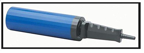 Pumpe für Gymnastikball, Luftmatratze, Luftballons, kleine Doppelhub Handpumpe aus stabilem Kunststoff