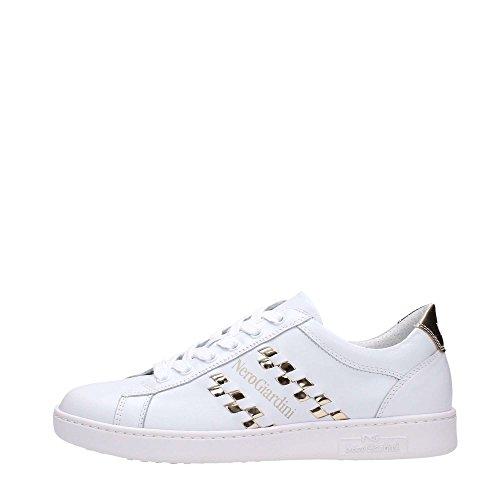Nero Giardini 7270D Sneakers Femme Blanc