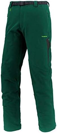 Trangoworld pc007176 – 4T1 – 3 3 3 x Pantaloni Lungo, Uomo, verde Caccia Nero, 3 x l   Nuova voce    Materiale preferito  3e3dc8