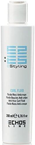 Echosline E-Styling Elegance Curl Fluid – Fluido Ricci Anticrespo - 200 ml