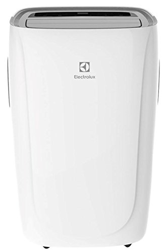Electrolux EXP11CKEWI 49dB Color blanco - aire acondicionado portátil (A, 1,2 kWh, Color blanco, LED, 440 mm, 325 mm)