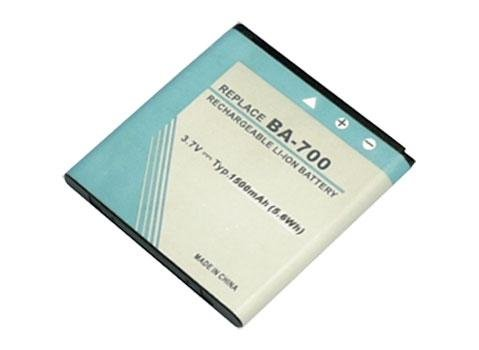 PowerSmart® 3,70V 1500mAh Akku BA700, Ersatz für Sony Ericsson ST21a, ST21a2, ST21i, ST21i2, ST23a, ST23i, Vivaz 2, Xperia Neo, Xperia Neo MK15a, Xperia Neo V MT11a, Xperia Pro Smart Handy Akku